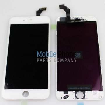 iPhone 6 Plus LCD + Digitiser OEM - White